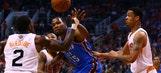 Durant scores 38 points but Suns beat Thunder