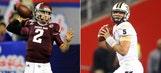 Report: Texans to host Manziel, Bortles
