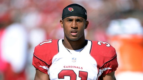 Justin Bethel, DB, Presbyterian / Drafted 177th overall by the Arizona Cardinals