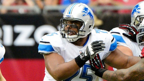 Larry Warford, OG, Kentucky / Drafted 65th overall by the Detroit Lions