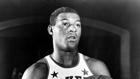 Elgin Baylor: 11-time All-Star