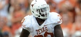 Texas LB Edmond apologizes for Baylor 'trash' talk