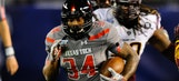 Did Texas Tech accidentally find itself a two-way weapon?