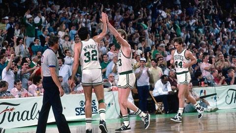 Boston Celtics, 1985-86 - Regular season: 67-15