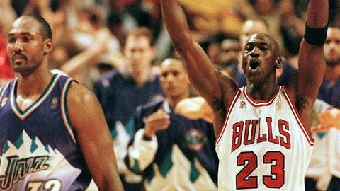 Chicago Bulls, 1996-97 - Regular season: 69-13