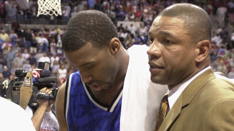 Tracy McGrady still couldn't get past first round
