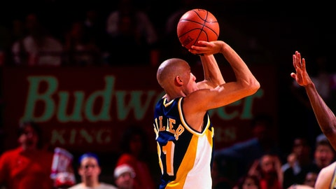 Reggie Miller, 1995 Pacers vs. Knicks