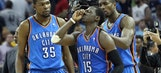 Reggie Jackson steps up when Thunder need him most