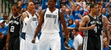 'Huge' contributions from Dalembert help Mavs take 2-1 series lead