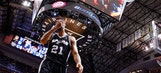 Spurs fall into 2-1 series hole after Mavs' buzzer-beater