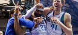The shot heard around the state: Carter's buzzer-beater gives Mavs Game 3 win over Spurs