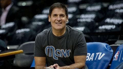 Mark Cuban - Owner, Dallas Mavericks
