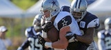 Despite injuries, Cowboys not changing training routine