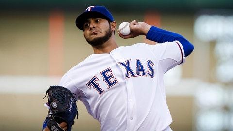 8. Texas Rangers