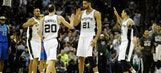 Spurs quiet doubts for now with dominating Game 7 win over Mavs