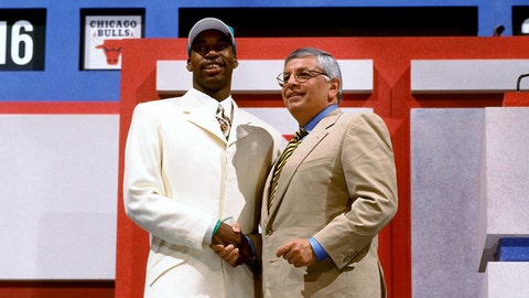 Hornets land No. 3 pick - 1999