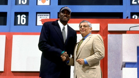 1999 No. 1 Pick: Elton Brand (Chicago Bulls)