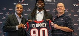 Texans introduce No. 1 pick Clowney in Houston
