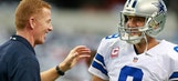 Cowboys VP: Romo being friends with head coach is a good thing