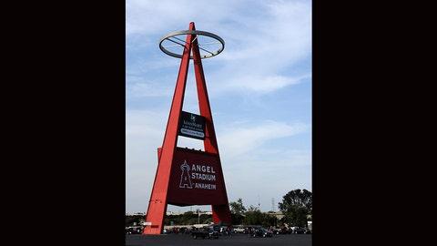 Angel Stadium of Anaheim - Anaheim, California