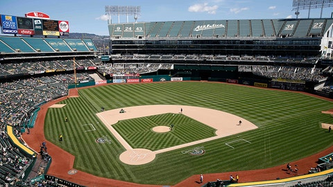 O.co Coliseum - Oakland, California
