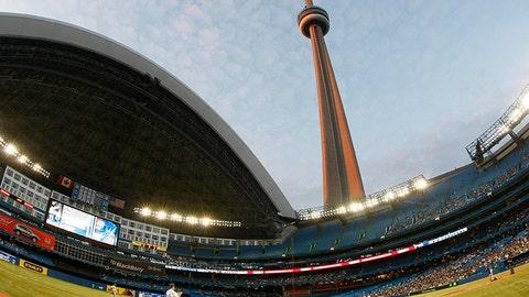 Rogers Centre - Toronto, Ontario, Canada