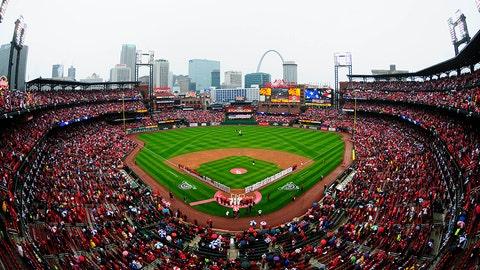 Busch Stadium - St. Louis, Missouri