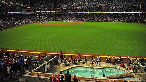 Chase Field - Phoenix, Arizona