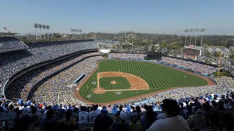 Dodger Stadium - Los Angeles, California