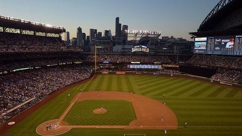 Safeco Field - Seattle, Washington