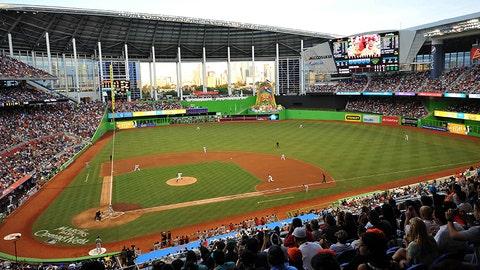 Marlins Park - Miami, Florida
