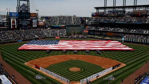 Coors Field - Denver, Colorado