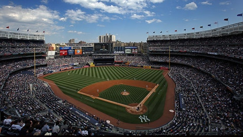 Yankee Stadium - Bronx, New York, New York