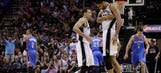 Spurs' 2-0 lead over Thunder nothing like 2012 West finals