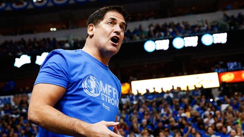 An encore for Mark Cuban