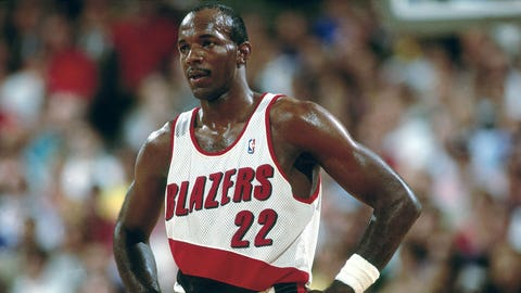 Clyde Drexler: 10-time All-Star