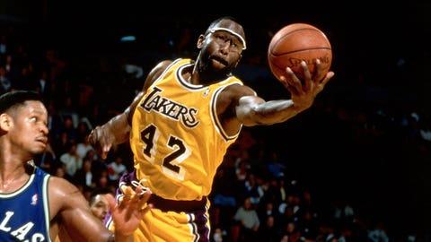 James Worthy, 1982 Los Angeles Lakers