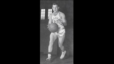Gene Melchiorre, 1951 Baltimore Bullets