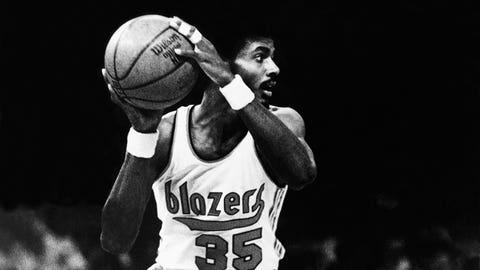 LaRue Martin, 1972 Portland Trail Blazers