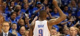 Ibaka return, Thunder changes could turn tide of West Finals