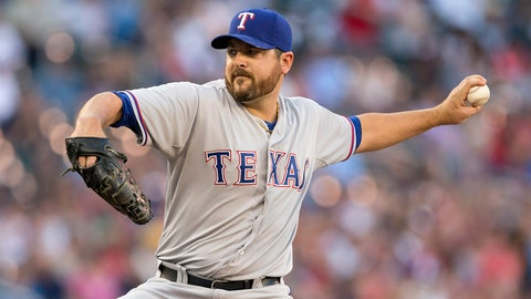 14. Texas Rangers