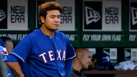Shin-Soo Choo, outfielder