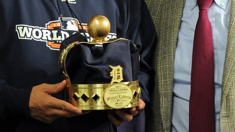 Triple Crown Trophy