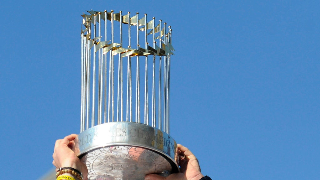 The All Time Best Trophies In Sports Fox Sports
