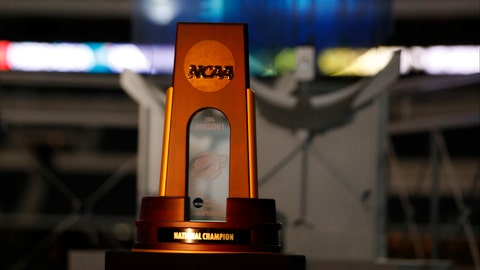 NCAA Championship Trophy