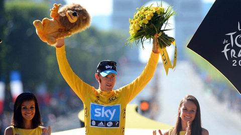 Tour De France Yellow Jersey