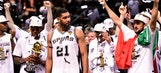 Spurs 5-time NBA champion Tim Duncan retires after 19 seasons