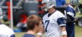 'Sneaky' Romo Works At Cowboys Minicamp