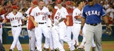 Rangers fall in 10 innings to Angels, lose fourth straight