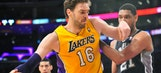 Gasol reportedly working toward deal with Bulls